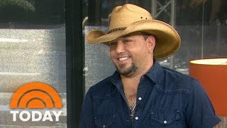 Download Lagu Jason Aldean: Even Brittany Kerr's Mom Didn't Know Wedding Details | TODAY Gratis STAFABAND