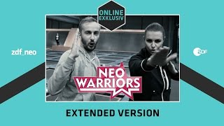 Neo Warriors [Extended Version] | NEO MAGAZIN ROYALE mit Jan Böhmermann - ZDFneo