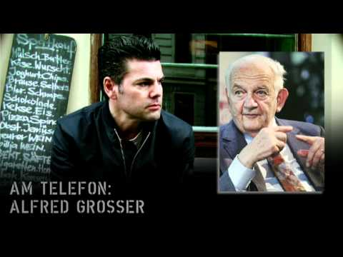 KenFM: Alfred Grosser | Politologe, Soziologe &amp; Verleger (Interview 20.04.2012)