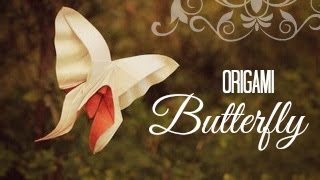 How To Make An Origami Butterfly (hong Tin Quyt)