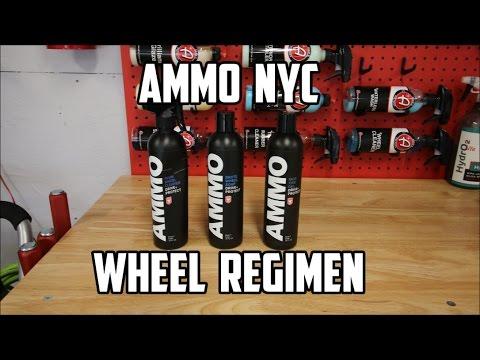 Ammo NYC Wheel Regimen Kit Review