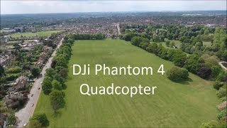 DJi Phantom 4 Adventure Series #2 At The Park