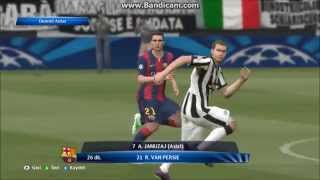 JUVENTUS VS BARCELONA (1-3)●All Goals | CHAMPİONS LEAGUE 2015