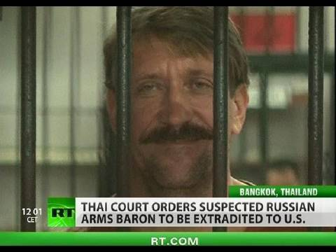 Bout Lost: 'Merchant of Death' faces US extradition