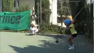 Functional Tennis - Strenght endurance for tennis players