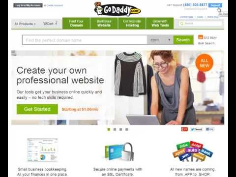 Low Cost Web Hosting Godaddy Web Hosting
