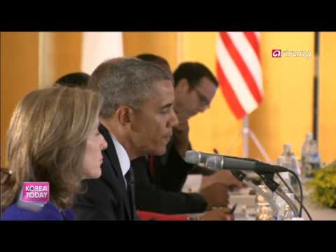 Korea Today - US PRES.OBAMA TO VISIT KOREA 오바마 대통령 방한