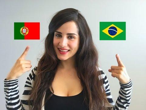 PORTUGAL PORTUGUESE vs. BRAZILIAN PORTUGUESE