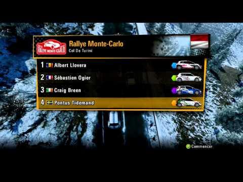 Pento Press Start : WRC Powerslide