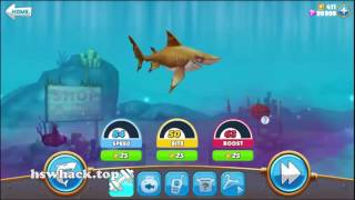 Hungry Shark World HACK - FREE Gems and Gold