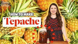 How to Make Pineapple Tepache