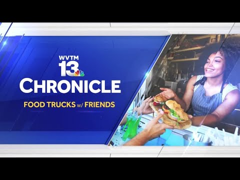 WVTM 13 Chronicle: Food Trucks with Friends
