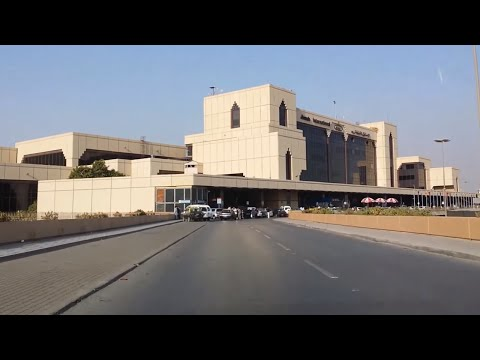 Karachi International Airport KHI - Jinnah Terminal HD