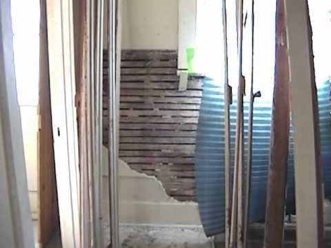 What Is 39 Lath And Plaster 39 Wall Construction Youtube