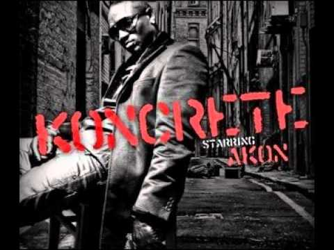 Akon - Keep Up - KONCRETE (DOWNLOAD) (New 2011) With Lyrics!