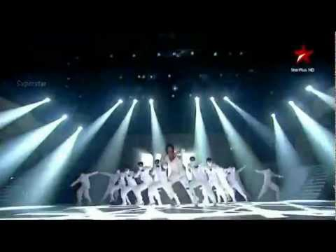 Hrithik & Ankan Dance  HD  - Just Dance Grand Finale ~ 1st October...