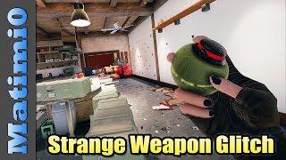 Strange Glitch - Rainbow Six Siege