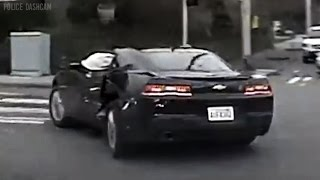 Police Chase Ends In Shocking Shooting.