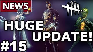 FREE DLC & NEW COSMETICS! Dead By Daylight Changing? - Ep.15 DBD NEWS