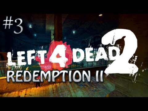 Left 4 Dead 2: Redemption II Part 3 - Volcano Burrito - Smashpipe Games Video