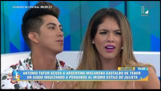 Denuncian Que Otra Chica Reality Tendr A Nuevo Audio Insultando A Peruanos