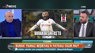 Burak Yılmaz Beşiktaş'a faydalı olur mu?
