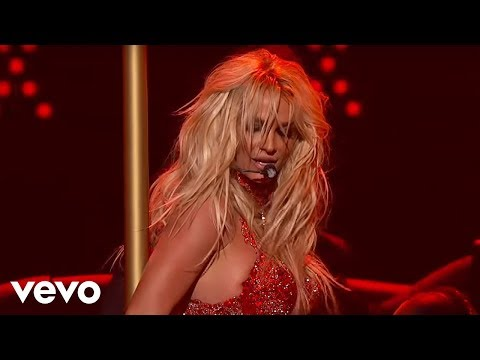 Britney Spears - Megamix (2016 Billboard Music Awards Performance)