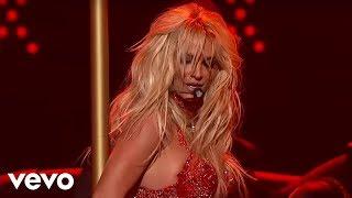 Клип Britney Spears - Megamix (live)
