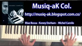 Blue Bossa - Michel Camilo - Backing track Mp3 (Practice)