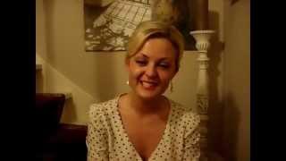 اجرای آهنگ گل گلدون با صدائی دختر بلژیکی