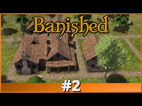 Let's Play Banished - Part 2