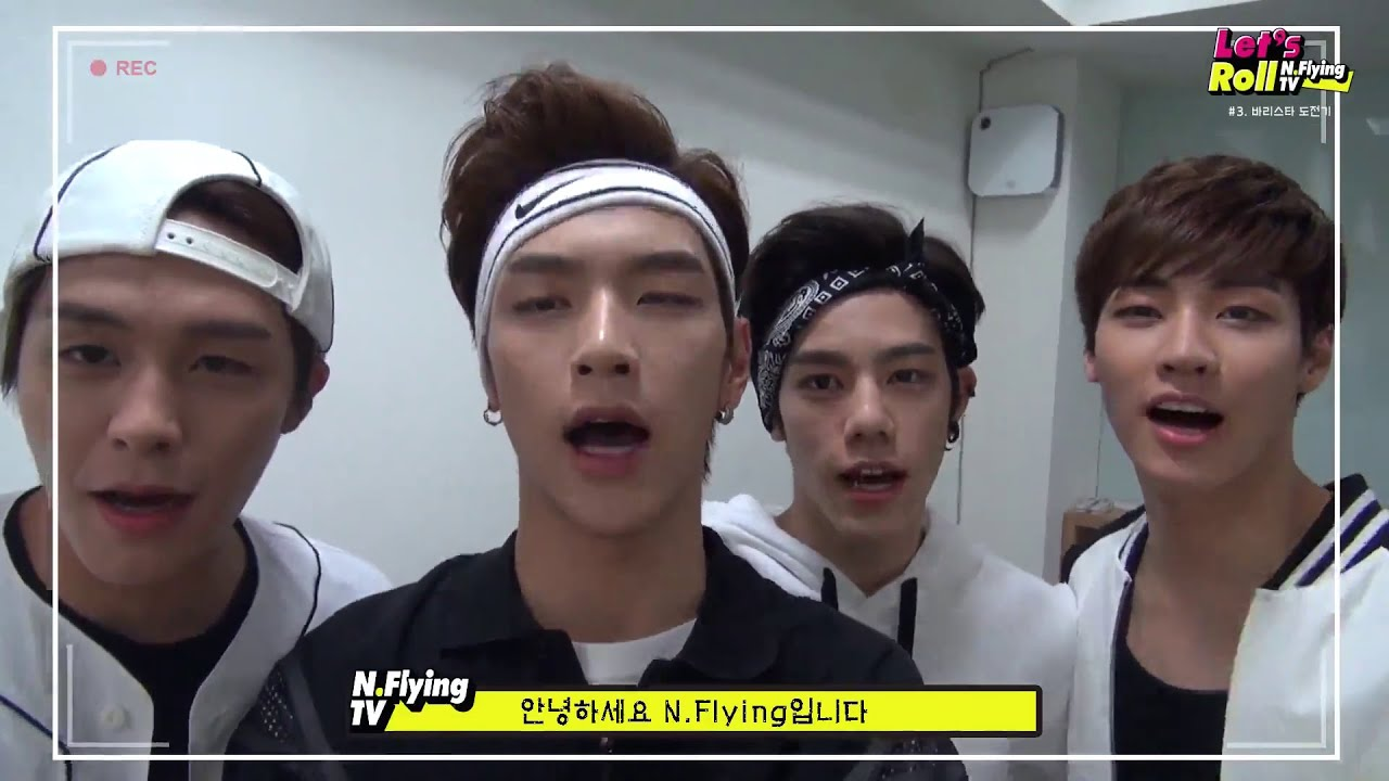 N Flying Eng Sub  ENG SUB  Let s Roll  N Flying
