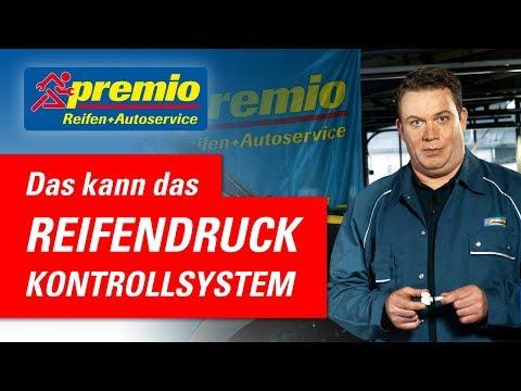 Das Reifendruckkontrollsystem erklärt | Premio Reifen + Autoservice