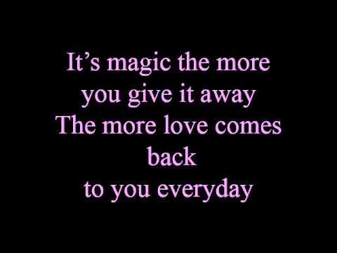 Always more - lyrics