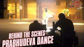 Happy New Year: Behind the Scenes Prabhudeva Dance | Shah Rukh Khan | Abhishek Bachchan