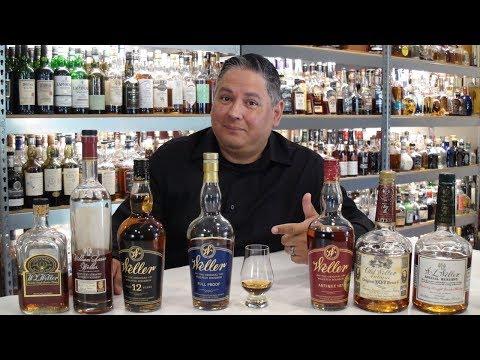 Weller Full Proof Bourbon Review (vs WLW, Stitzel, Centennial, Antique 7 Yr, & 12 Yr on Patreon)