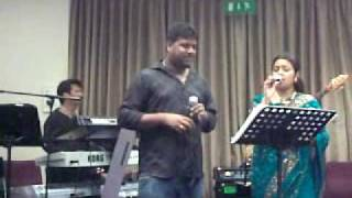Rasathi manasula By Ananth-Vs (New year Event Rehersal)