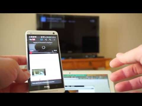 Chromecast: How to set it up on your tv (walkthrough)