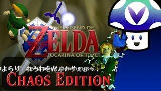 [VineClassics] Vinny - Zelda: Ocarina of Time - Chaos Edition