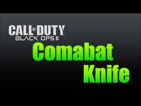 Call of Duty: BLACK OPS 2 Combat Knife