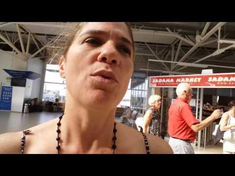 Horigrade at the Port of Good News, Talink Cruise Ships, Tallinn, Estonia