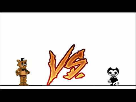 Freddy vs Bendy