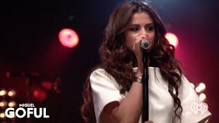 Selena Gomez - Love You Like A Love Song Live At (iHeart Radio)