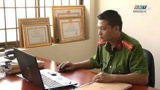 Đại úy Nguyễn Thanh Diễm- khắc tinh của tội phạm