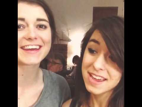 Christina Grimmie and Sam Behymer -