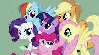 MLP My Little Pony Racing is Magic ! Cartoon Movie Game for Kids in English