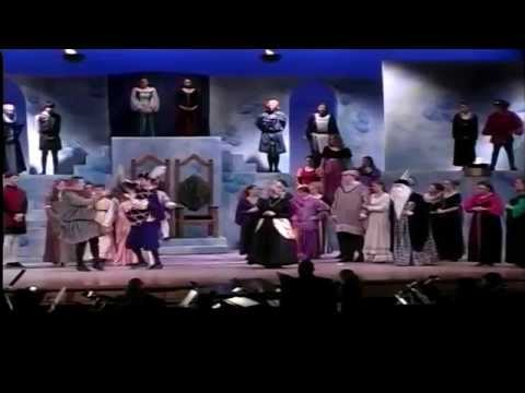 Cuyahoga Falls High School 2004 Musical: Once Upon A Mattress