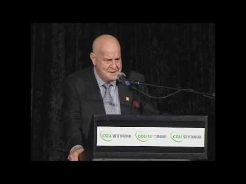 2014 Commerce Ballarat Business Achievement Award Winner - Doug Sarah Speech