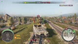 World of Tanks Xbox one Sexton I 3 Kills