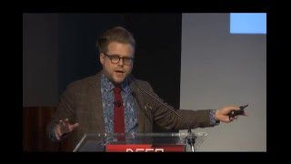 Millennials Don't Exist! Adam Conover at Deep Shift